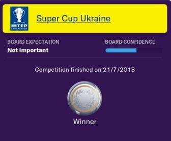 supercup win